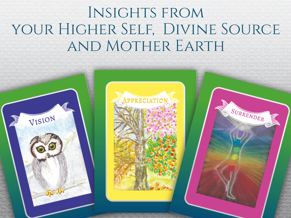 Discover Hidden Pathways Inspiring Oracle Cards - Inspired