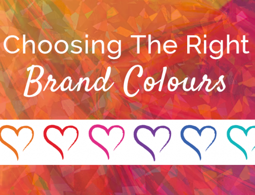 Choosing The Right Brand Colours