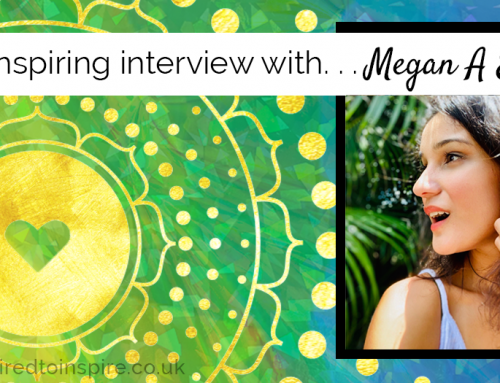 Be Inspired By Megan Elias of The Manifestation Daily