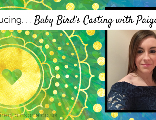 Introducing Baby Bird's Casting #Handmade