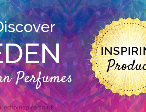 Recommending EDEN Vegan Perfumes