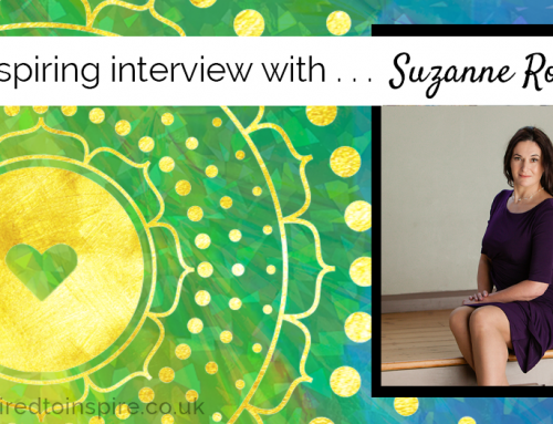 Inspiring interview with Clutter Free Coach Suzanne Roynon