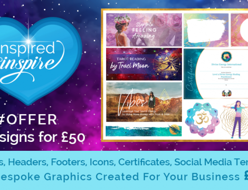 5 Designs for £50 Offer