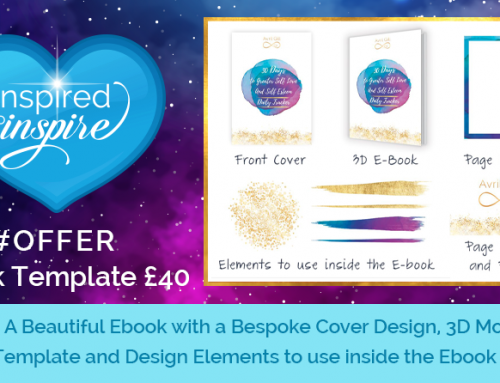 Ebook Template Design Offer £40